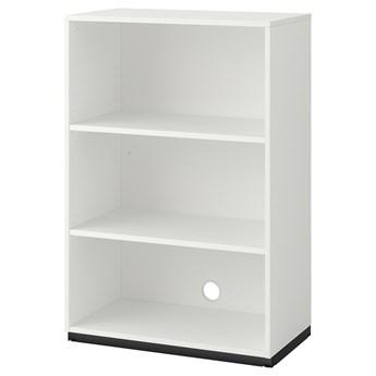 IKEA GALANT Regał, Biały, 80x120 cm