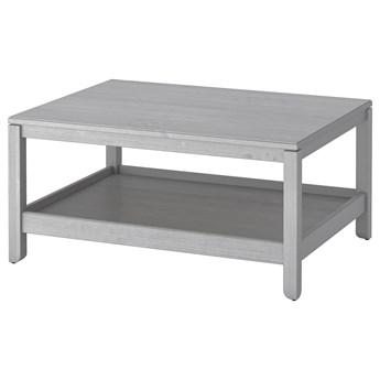 IKEA HAVSTA Stolik kawowy, Szary, 100x75 cm