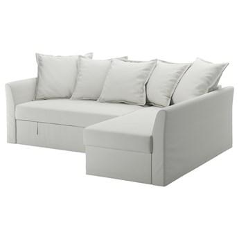 IKEA - HOLMSUND Pokrycie rozkładanej sofy narożnej