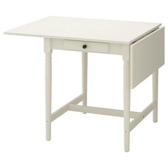 IKEA - INGATORP Stół z opuszczanym blatem