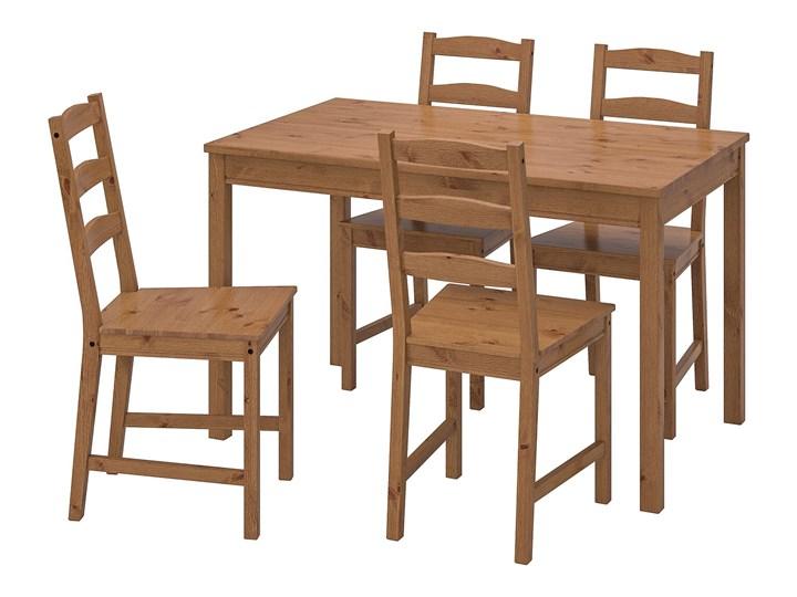 JOKKMOKK Stół i 4 krzesła Pomieszczenie Jadalnia