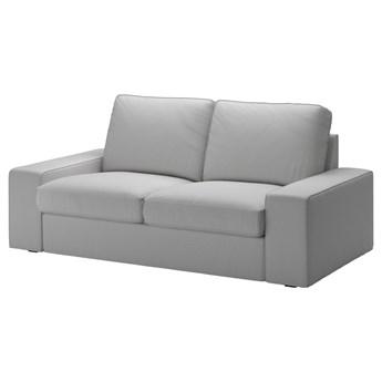 IKEA KIVIK Sofa dwuosobowa, Orrsta jasnoszary, Szerokość: 190 cm