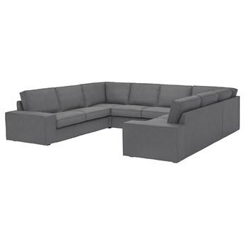 IKEA - KIVIK Sofa w kształcie litery U, 6-osob