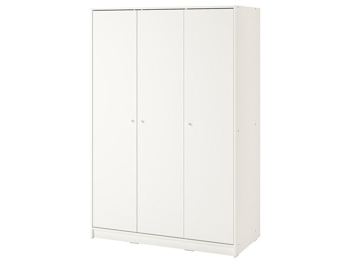KLEPPSTAD Szafa/3 drzwi Szerokość 117 cm Głębokość 55 cm Wysokość 176 cm Ilość drzwi Trzydrzwiowe Pomieszczenie Garderoba