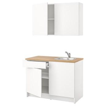 IKEA KNOXHULT Kuchnia, biały, 120x61x220 cm