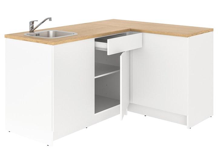 KNOXHULT Kuchnia narożna Kategoria Zestawy mebli kuchennych Zestawy gotowe Kolor Biały