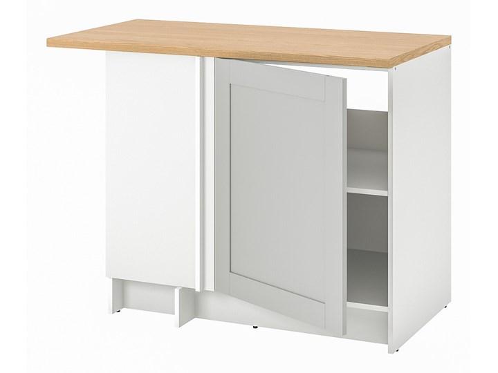 IKEA KNOXHULT Szafka nar, szary, 100x91 cm
