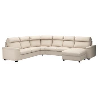 IKEA - LIDHULT Narożna sofa rozkł, 6-os