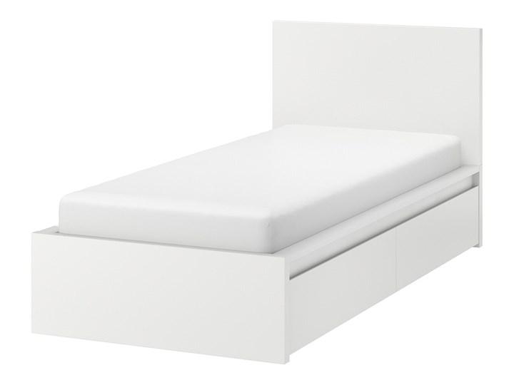 MALM Rama łóżka z 2 pojemnikami Rozmiar materaca 90x200 cm Kategoria Łóżka dla dzieci