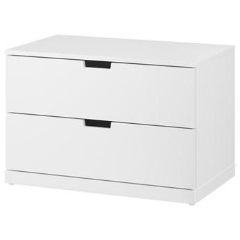 IKEA - NORDLI Komoda, 2 szuflady
