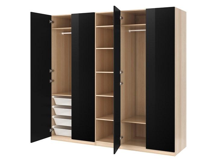 PAX / FARDAL Kombinacja szafy Drewno Wysokość 236 cm Ilość drzwi Pięciodrzwiowe Szerokość 250 cm Głębokość 60 cm Pomieszczenie Sypialnia