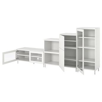 IKEA PLATSA Szafka na TV,hifi, 300x42x131 cm