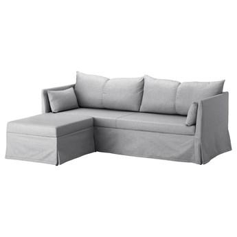 IKEA - SANDBACKEN Narożnik z funkcją spania