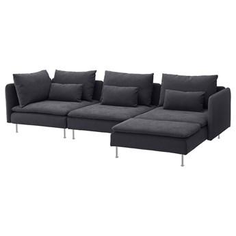 IKEA - SODERHAMN Sofa 4-osobowa