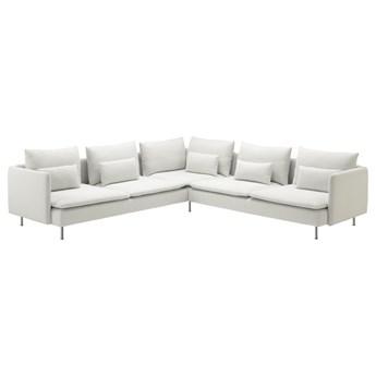 IKEA - SODERHAMN Sofa narożna, 6-osobowa