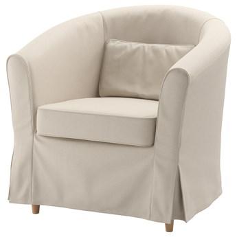 IKEA TULLSTA Fotel, Lofallet beżowy, Szerokość: 79 cm