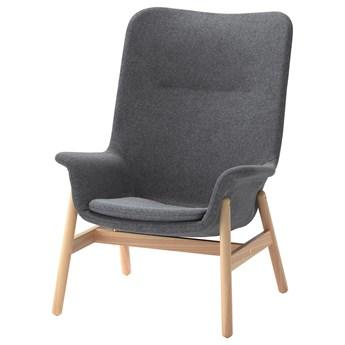 IKEA - VEDBO Fotel z wysokim oparciem
