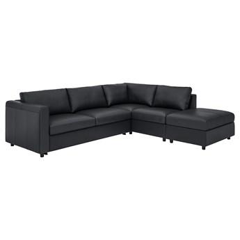 IKEA - VIMLE Narożna sofa rozkł/4 osobowa
