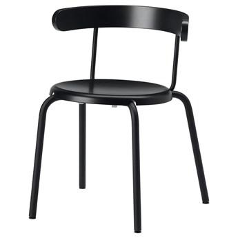 IKEA YNGVAR Krzesło, Antracyt, Przetestowano dla: 110 kg