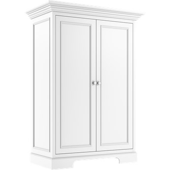 MAXIME Szafa M6b , Kolor - Biały