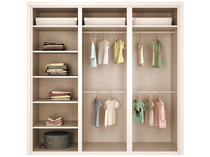 SIMONE Szafa S6 D , Kolor - Mastik Kategoria Szafy do garderoby
