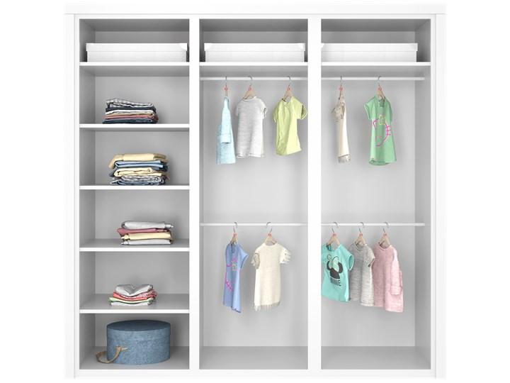 SIMONE Szafa S6 D , Kolor - Niestandardowy kolor Kategoria Szafy do garderoby Styl Nowoczesny
