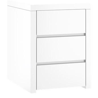 SIMONE Kontener S10 , Kolor - Biały