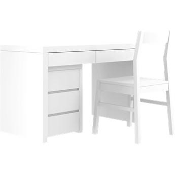 SIMONE Biurko S9 , Kolor - Biały