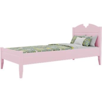 BIBI Łóżko B4 , Kolor - Róż