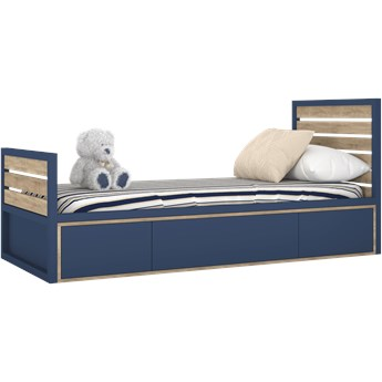 Tutu blue łóżko t6
