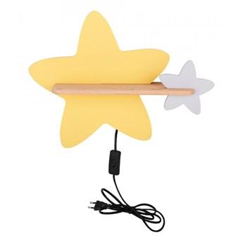 LED Kinkiet dziecięcy z półką STAR LED/5W/230V