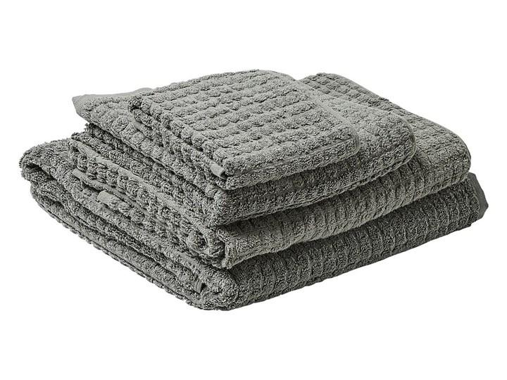 Komplet 4 ręczników szary bawełna low twist ręczniki dla gości do rąk kąpielowy i plażowy Ręcznik do rąk Ręcznik plażowy Ręcznik kąpielowy Komplet ręczników Ręcznik z kapturkiem