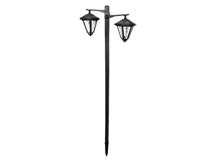 Latarnia solarna Evera IP44 137 cm LED Polux Lampa solarna Kategoria Lampy ogrodowe Lampa LED Kolor Czarny