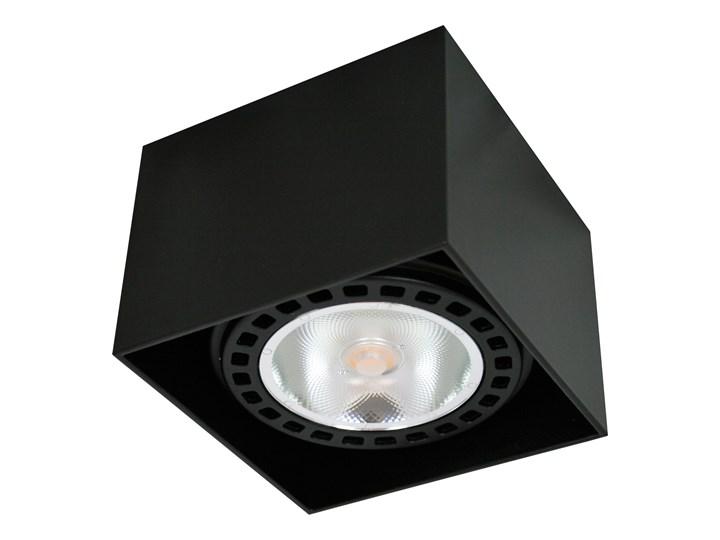 Varmant oprawa Luxor czarny 30211-03 Oprawa stropowa Oprawa led Kwadratowe Kategoria Oprawy oświetleniowe