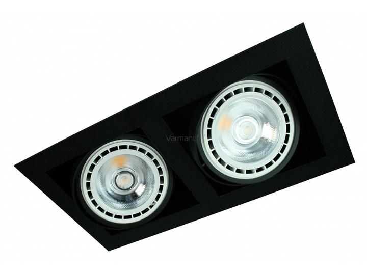 Varmant oprawa Moss 12622 Oprawa led Kategoria Oprawy oświetleniowe Prostokątne Oprawa stropowa Kolor Czarny
