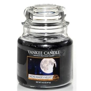 Słoik średni Yankee Candle Midsummer's Night Słoik średni 411g