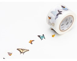 masking tape butterfly