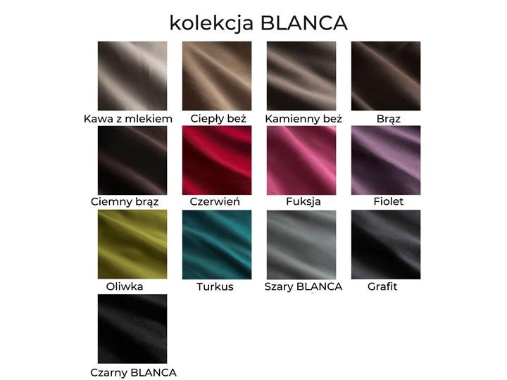 Ławka Tapicerowana Industrialna FUSION SOFIA - LOFT Kolor Czarny Materiał obicia Skóra ekologiczna