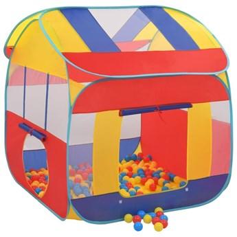 VidaXL Namiot do zabawy, 300 piłeczek, XXL