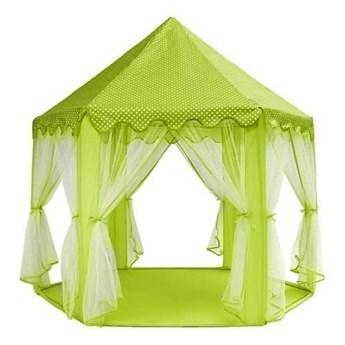 Uniwersalny namiot dla chłopców i dziewczynek z daszkiem
