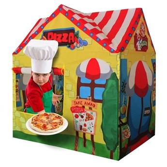 Namiot namiocik domek dla dzieci pizza restauracja