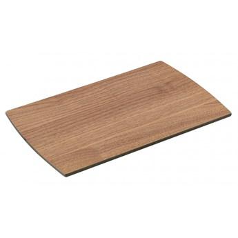deska z laminatu włókna drzewnego, 36 x 23 cm, brązowa kod: ZS-053579