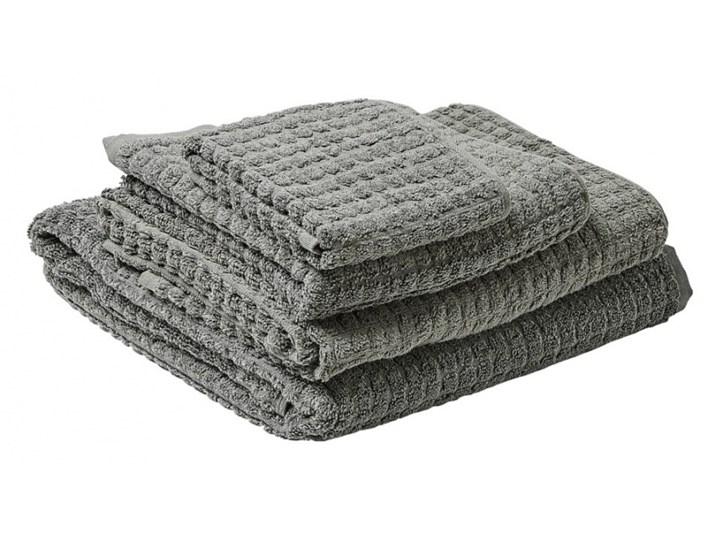 Komplet 4 ręczników bawełniany szary ATAI kod: 4251682258609