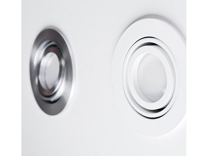 Lampa techniczna Carlo Okrągłe Oprawa stropowa Oprawa wpuszczana Kategoria Oprawy oświetleniowe