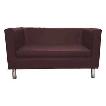 Venge BACARDI sofa upholstered with eco-leather