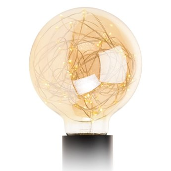 SELSEY Żarówka Parklim G95 50 LED golden