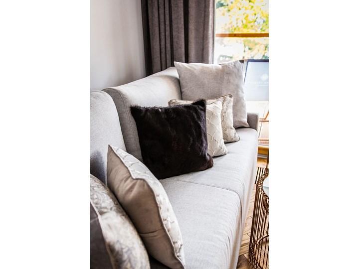 Poduszka Premium : Materiał - Skóra naturalna bydlęca, Skóra bydlęca - CZ Kategoria Poduszki i poszewki dekoracyjne Poduszka dekoracyjna Kwadratowe Pomieszczenie Salon