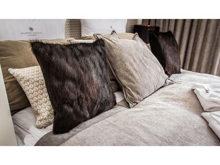 Poduszka Premium : Materiał - Skóra naturalna bydlęca, Skóra bydlęca - CZ Poduszka dekoracyjna Kwadratowe Kategoria Poduszki i poszewki dekoracyjne Wzór Zwierzęcy