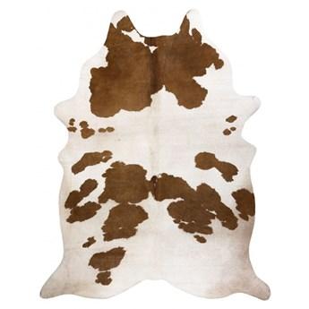 Dywan Sztuczna Skóra Bydlęca, Krowa G5069-2 Biało-brązowa