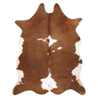 Dywan Sztuczna Skóra Bydlęca, Krowa G5070-2 Brązowo-biała